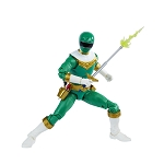 Green Ranger - Zeo - Power Rangers Lightning Collection 6-Inch Action Figure