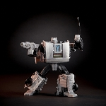 Gigawatt  - Transformers Generations Collaborative: Back to the Future Mash-Up Action Figure