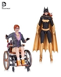 Batman Arkham Knight Batgirl and Oracle Action Figure Set (2-pack)