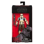 Star Wars Rogue One The Black Series Scarif Stormtrooper 6-Inch Action Figure