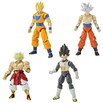 Dragon ball Stars Action Figure Wave I (set of 3) (BROLY)