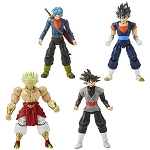Dragon ball Stars Action Figure Wave J (set of 3) (BROLY)