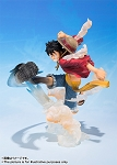 FiguartsZero Monkey D Luffy Gum Gum Hawk Whip