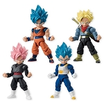 Bandai Shokugan 66 Action Dragon Ball Soul