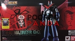 Bandai Soul of Chogokin GX-73 Great Mazinger D.C. (Television Anime Version)