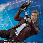 Bandai S.H.Figuarts Star-Lord (Guardians of the Galaxy Vol. 2) & Explosion