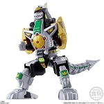 Bandai Shokugan Super Mini Pla Dragonzord