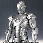 Bandai S.H.Figuarts Iron Man Mark II & Hall of Armor Set