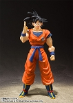 S.H. Figuarts Son Goku - A Saiyan Raised On Earth -