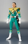 Bandai S.H.Figuarts Green Ranger Unmasked SDCC 2018 Exclusive
