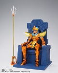 Emperor Poseidon Julian Solo Imperial Throne Set, Bandai Saint Cloth Myth EX