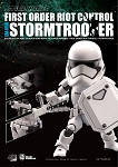 Beast Kingdom Egg Attack Action EAA-015R Riot Control Stormtrooper