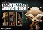 Egg Attack Action Rocket Raccoon