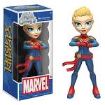 Captain Marvel Rock Candy Vinyl Figure