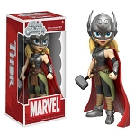 Thor Lady Thor Rock Candy Vinyl Figure