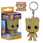Guardians of the Galaxy Groot Pocket Pop! Vinyl Figure Key Chain