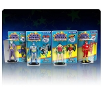 DC Super Powers Micro Action Figures Wave 1 Set