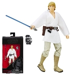 Star Wars: The Force Awakens The Black Series Luke Skywalker (Farmboy) 6-Inch Action Figure