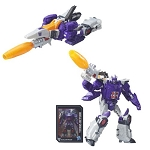 Transformers Generations Titans Return Voyager Galvatron and Nucleon