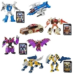 Transformers Generations Titans Return Deluxe Wave 2
