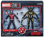 ANT-MAN and YELLOWJACKET (2-Pack) - Marvel Legends MCU 10th Anniversary 6-Inch AF