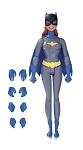 BATMAN ANIMATED SERIES BATGIRL ACTION FIGURE (GRAYSUIT)