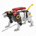 PLAYMATES VOLTRON CLASSIC BLACK LION FIG
