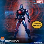 Mezco One:12 Collective Iron Man Stealth Armor Action Figure - Previews Exclusive