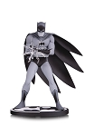 DC COLLECTIBLES BATMAN BLACK & WHITE BATMAN STATUE BY JIRO KUWATA