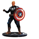 ONE-12 COLLECTIVE MARVEL PX COMMANDER ROGERS ACTION FIGURE