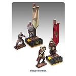 Game of Thrones Banner Pack Construction Set Case