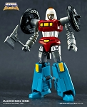 Machine Robo MR-01 Bike Robo Action Figure