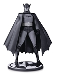 BATMAN BLACK AND WHITE  1ST APPEARANCE ACTION FIGURE BY BOB KANE