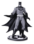 BATMAN BLACK AND WHITE DEATH IN THE FAMILY ACTION FIGURE BY GREG CAPULLO