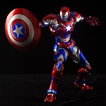 SEN-TI-NEL RE:EDIT #03 Iron Patriot SDCC 2016 Exclusive