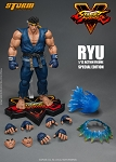 Storm Collectibles Ryu -Special Edition Blue Ver-