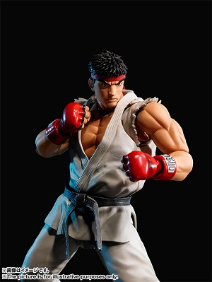 "Bandai S.H. Figuarts Ryu ""Street Fighter V"""