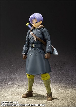 "Bandai S.H. Figuarts Trunks -XenoVerse Edition- ""Dragon Ball XenoVerse"""