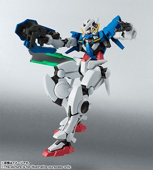 "Bandai Robot Spirits Gundam Exia Repair II & Repair III Parts Set ""Mobile Suit Gundam 00"""