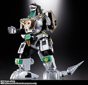 "Bandai Soul Of Chogokin GX-78 Dragonzord ""Power Rangers"""