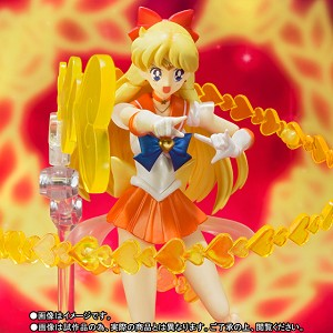 "Bandai S.H.Figuarts Super Sailor Venus ""Sailor Moon SuperS"""