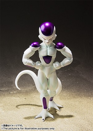 "Bandai S.H.Figuarts Frieza -Resurrection- ""Dragon Ball Super"""