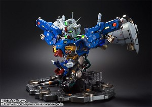 Bandai Formania EX RX-78GP01-Fb Gundam Zephyranthes Full Burnern Bust