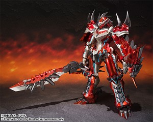 Bandai Chogokin Monster Hunter Liolaeos 'Monster Hunter'