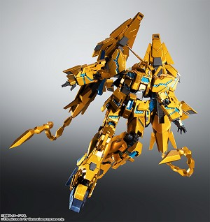 "Bandai Robot Spirits RX-0 Unicorn Gundam 03 Phenex (DESTROY MODE) Narrative Ver. ""Mobile Suit Gundam Narrative"""