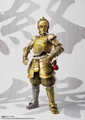 "Bandai Meisho Movie Realization Honyaku Karakuri C-3PO ""Star Wars"""