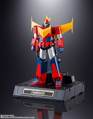 "Bandai Soul Of Chogokin GX-81 Zamboace ""Invincible Super Man Zambot"""
