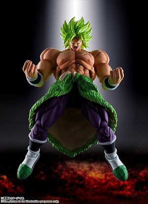 "Bandai S.H. Figuarts Super Saiyan Broly Full Power ""Dragon Ball Super: Broly"""