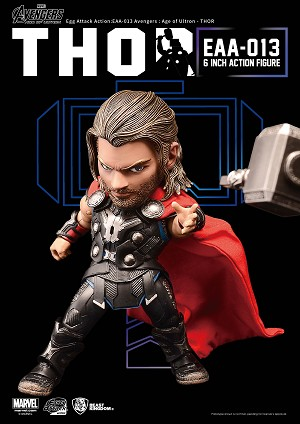 "Egg Attack Action: EAA-013 Thor ""Avengers: Age of Ultron"""