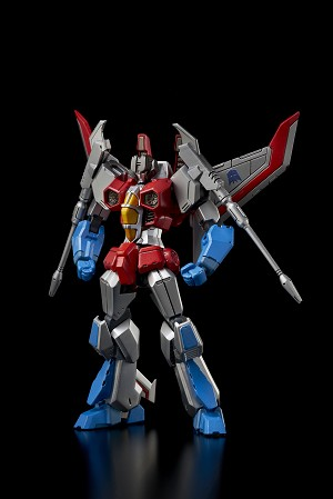"Flame Toys Furai Model Starscream ""Transformers"""
